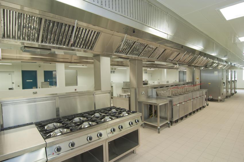 Midlands Prison Kitchen King Moffatt