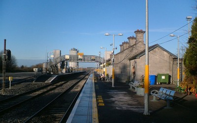 Tullamore Station Upgrade