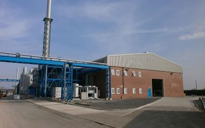 Saffil Fibre Production Facility