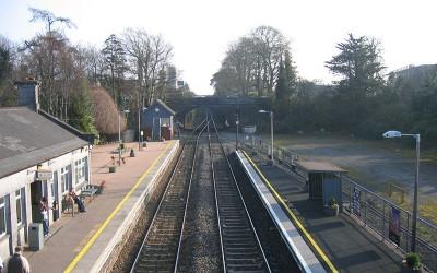 Tullamore Station Upgrade