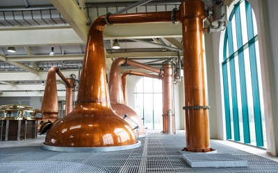 Tullamore Dew Distillery