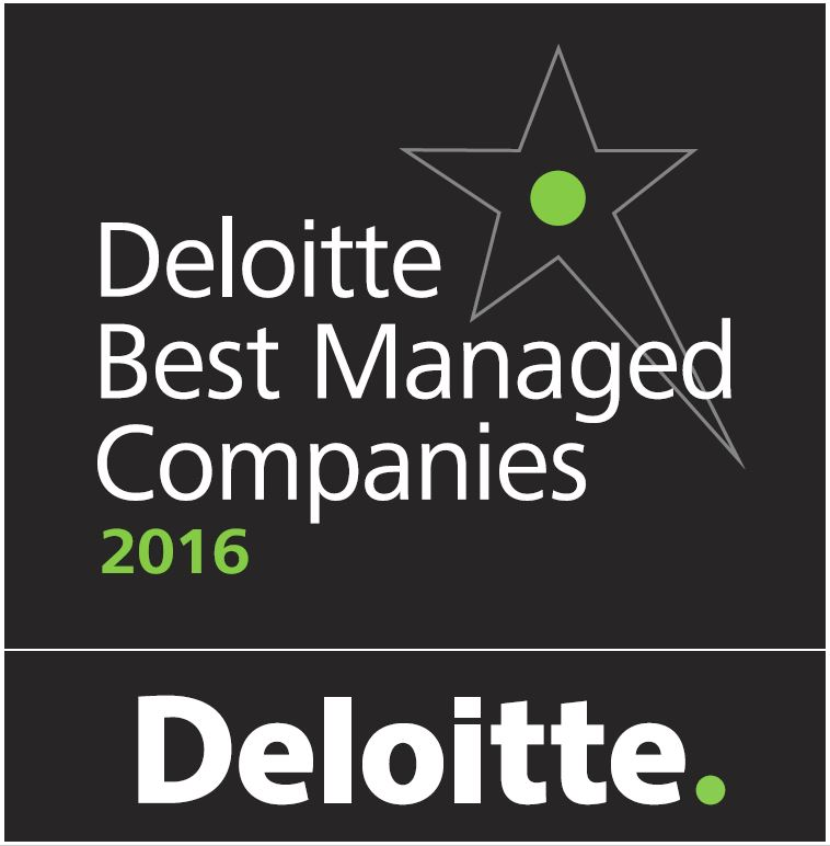 deloitte best managed